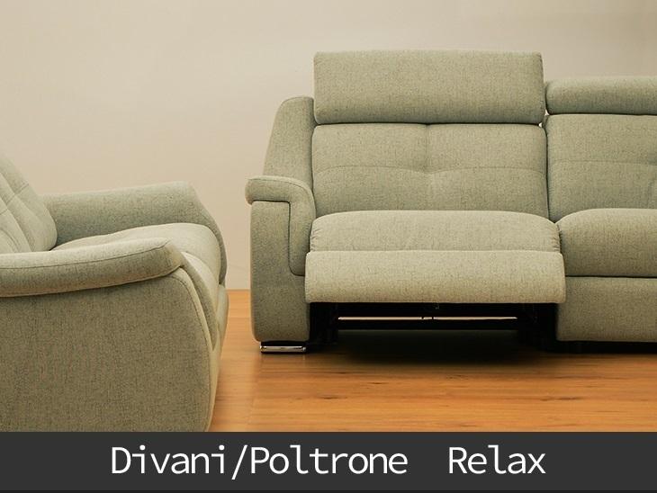 Prodotto | Divani/Poltrone Relax