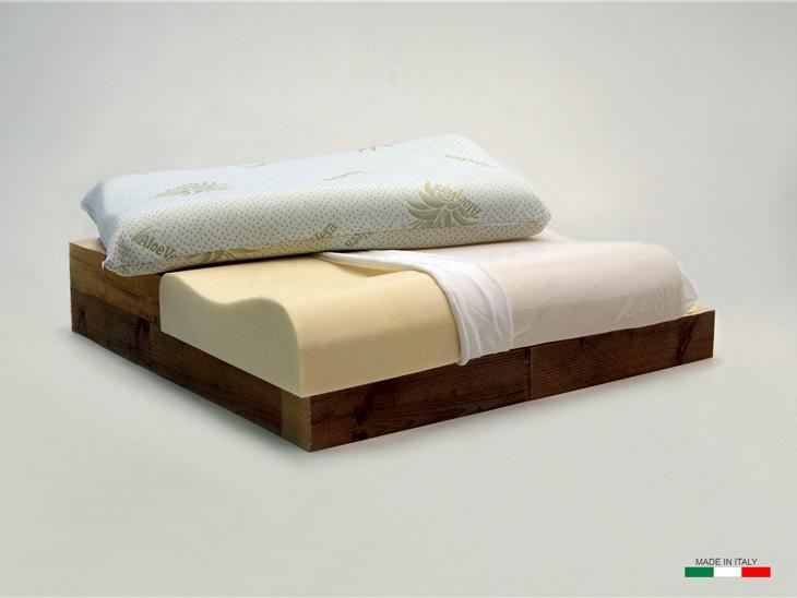 Dettaglio prodotto | Guanciale Aloe-Vera Memory Onda